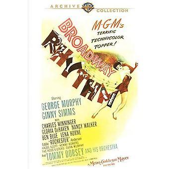 Broadway Rhythm [DVD] USA import
