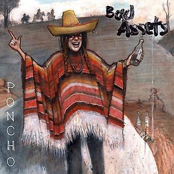 Bad Assets - Poncho [CD] USA import