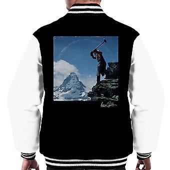 Depeche Mode konstruktion igen ærme alternative mænds Varsity jakke