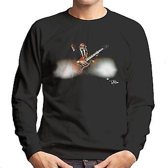 Angus Young Guitar ACDC 1988 Herren Sweatshirt