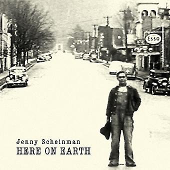 Jenny Scheinman - her på jorden [DVD] USA import