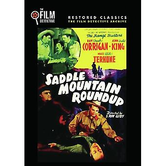 Saddle Mountain Roundup [DVD] USA import