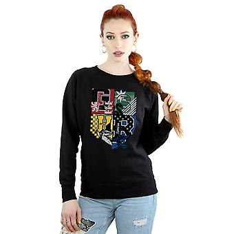 Harry Potter Women's Hogwarts Varsity Sweatshirt