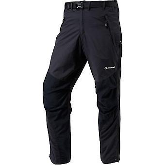 Montane Terra Pant Regular Leg - Black/Black