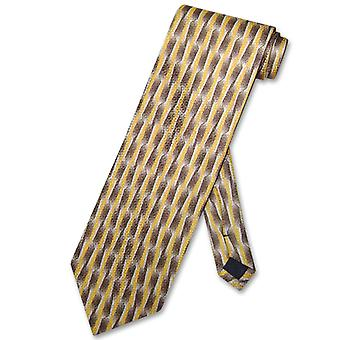 Antonio Ricci SILK NeckTie Made in ITALY Geometric Design Men's Neck Tie #5918-3
