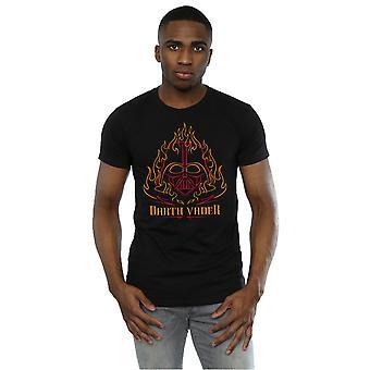 Star Wars miesten Darth Vader liekit t-paita