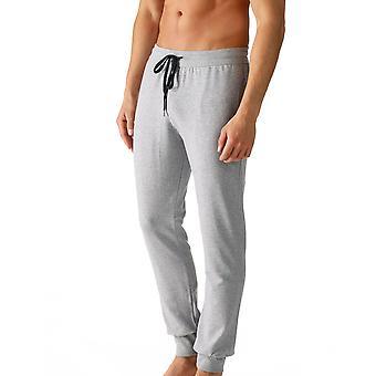 Mey 23560-620 Men's Enjoy Grey Solid Colour Pajama Pyjama Pant
