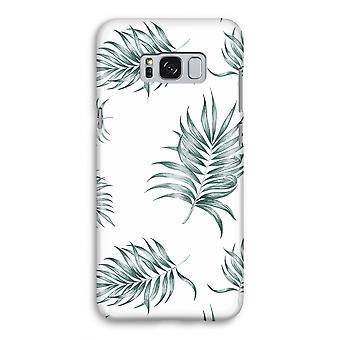 Samsung Galaxy S8 volledige Print geval (Glossy) - eenvoudige bladeren