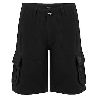 Animal Agouras Shorts in Black
