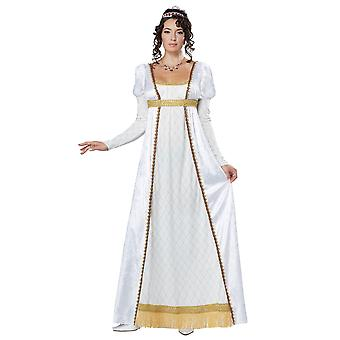 Josephine French Empress Medieval Renaissance Queen Historical Womens Costume