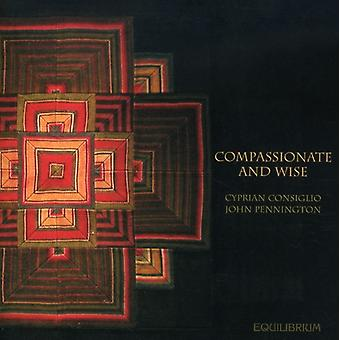 Compassionate & Wise - Compassionate and Wise [CD] USA import