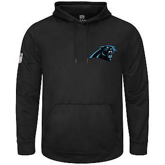 Majestic NFL Hoody - realm Carolina Panthers black