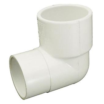 "Waterway 411-4000 90 Degree Street Elbow with 1.5"" x 1.5"" Spigot"
