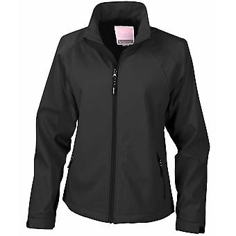 Result Ladies Womens La Femme 2 Base Layer Softshell Coat Coat