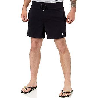 Billabong Ganztages OG Elastische Boardshorts in schwarz