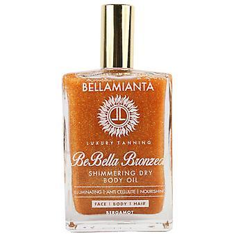 贝拉米安塔闪闪发光的干体油