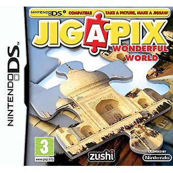 Jig a Pix - Wunderbare Welt (DS) - Fabrik versiegelt