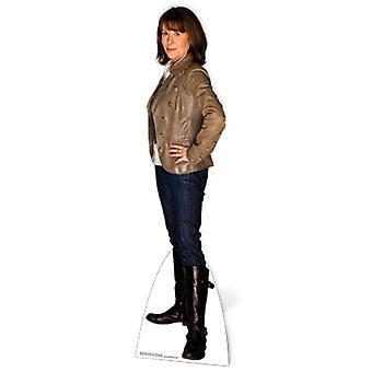Sarah Jane Smith - découpe de carton