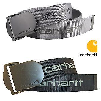 Carhartt bälte sadelgjord belt nylon bälte med stål spänne