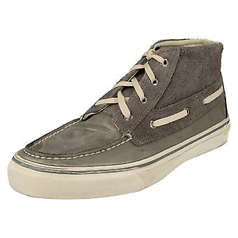 Mens Sperry Casual Ankle Boots Bahama Chukka
