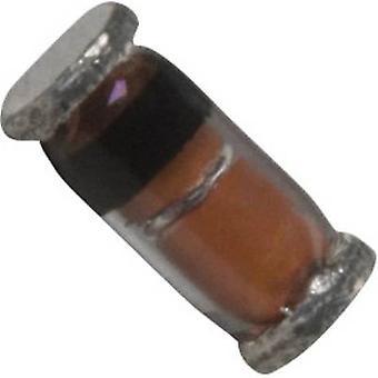 صمام ثنائي الزينر Nexperia BZV55-C2V7، 115 الضميمة نوع (أشباه الموصلات) Zener مينيميلف 80 الأحمق الجهد 2.7