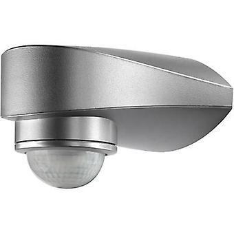 GEV 018600 Surface-mount PIR motion detector 180 ° Relay Silver IP44