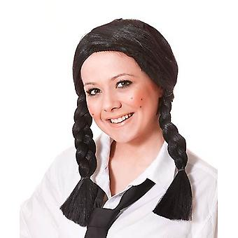 Bnov Schoolgirl Wig