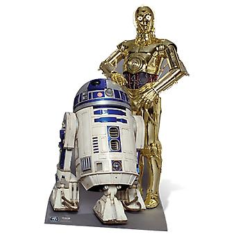 Starwars Droiden (R2-D2)