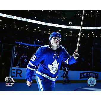 Mitch Marner 2018-19 akcji Photo Print