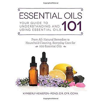 Eteriska oljor 101 - din Guide till att förstå och använda grundläggande O