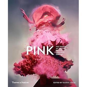 Rosa - historia-en Punk - ganska - kraftfull färg av Pink - H