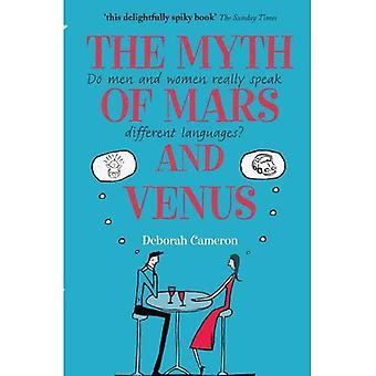 Der Mythos von Mars und Venus: Männer und Frauen wirklich sprechen verschiedene Sprachen?