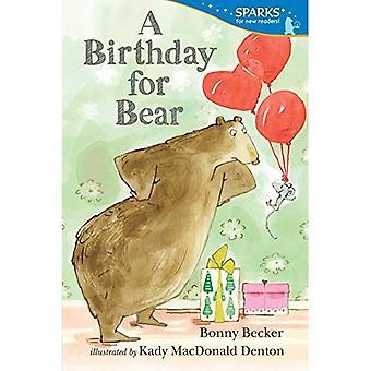 Ein Geburtstag für Bären