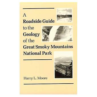Een langs de weg gids voor de geologie van de Great Smoky Mountains National Park