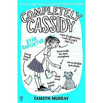 Volledig Cassidy Star verslaggever
