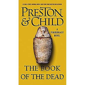 Le livre des morts (Agent Pendergast)