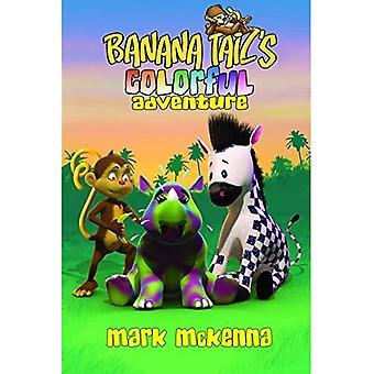 Banan haler farverige eventyr