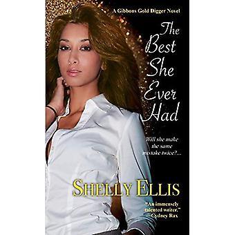 Best She Ever Had, The (Gibbons Gold Digger Novels)