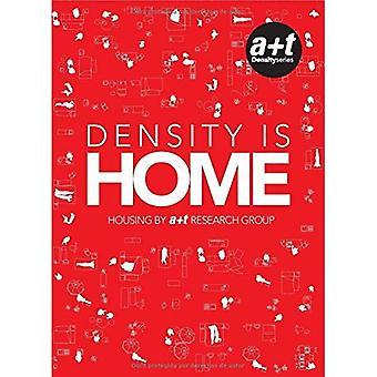 A densidade é Home: habitação pelo grupo de pesquisa de um + t