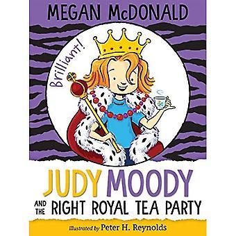 Judy Moody och just Royal Tea Party (Judy Moody)