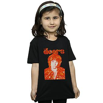 The Doors Girls Jim Fire Water T-Shirt