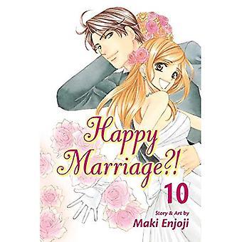 HAPPY MARRIAGE GN VOL 10