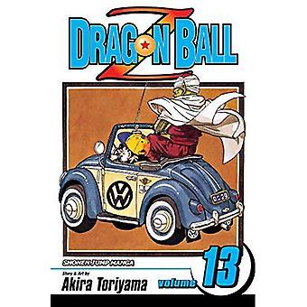 Dragon Ball Z: 13 (Dragon Ball Z (Viz del libro en rústica))