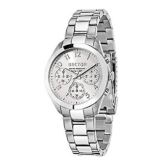 SECTOR NO LIMITS watch chronograph ladies Quartz stainless steel strap R3253588502