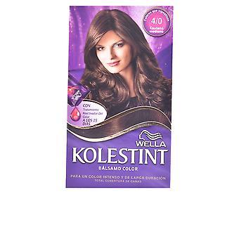 Wella Kolestint Kolestint tinte Bálsamo culoare #4, 0 castaño Mediano pentru femei