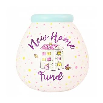 Pot Of Dreams New Home Fund Money Box
