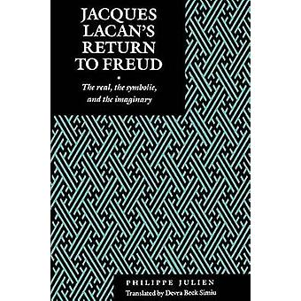 Jacques Lacan's Return to Freud - The Real - the Symbolic and the Imag