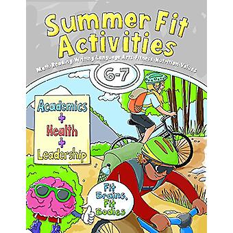 Summer Fit Activities - Sixth - Seventh Grade by Active Planet Kids I