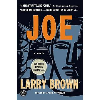Joe by Larry Brown - 9781565124134 Book