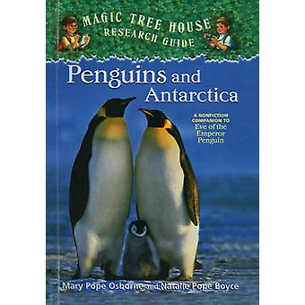Penguins and Antarctica - A Nonfiction Companion to Eve of the Emperor